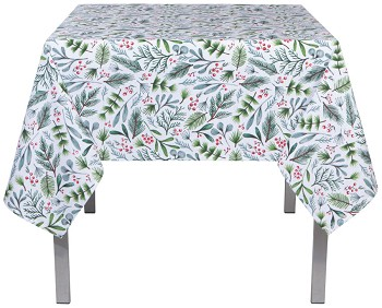 Bough & Berry Tablecloth <br> 60 x 120 inch