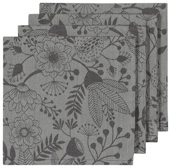 Isla Jacquard Napkins <br> Set of 4