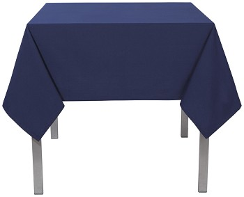 Indigo Renew Tablecloth <br> 55 x 55 inch