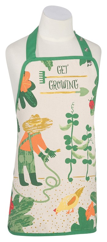 Get Growing Kid's Apron