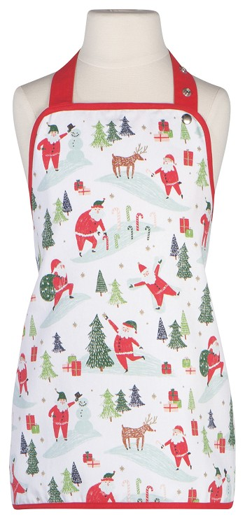 Must Be Santa Kid's Apron