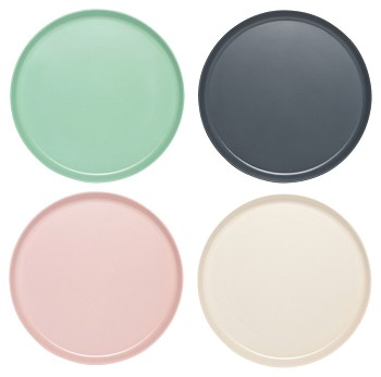 Tranquil Ecologie Dinner Plates <br> Set of 4