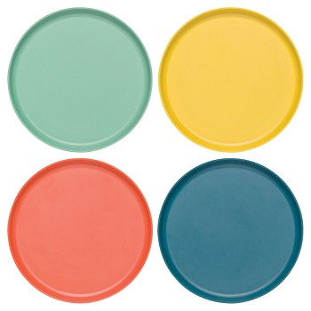 Fiesta Ecologie Side Plates <br> Set of 4