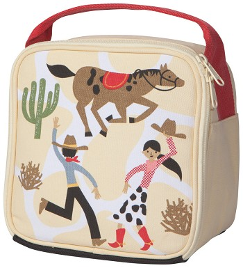 Rootin Tootin Lets Do Lunch Bag