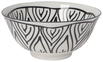 Stamped Bowl 6inch Bloom